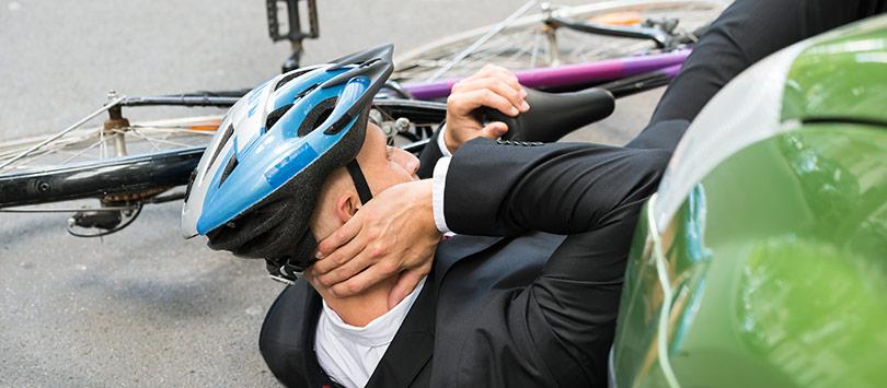 Cykelhjälmar skyddar det viktigaste vi har